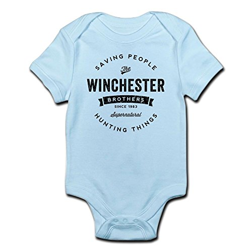 CafePress SUPERNATURAL Winchester Infant Bodysuit