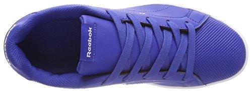 Reebok Royal Complete CLN, Zapatillas de Tenis Para Niños Azul (Collegiate Royal/White 000)