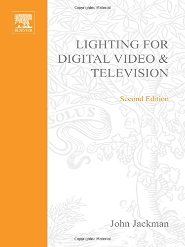 Lighting for Digital Video & Television, 2/e-cover