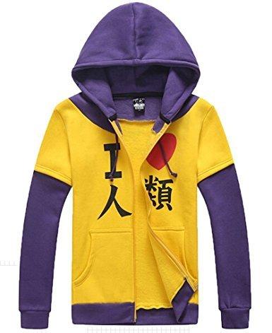 No Game No Life Shiro Costume - HOLRAN NO GAME NO LIFE Shiro Sora cosplay costume hoodie jacket