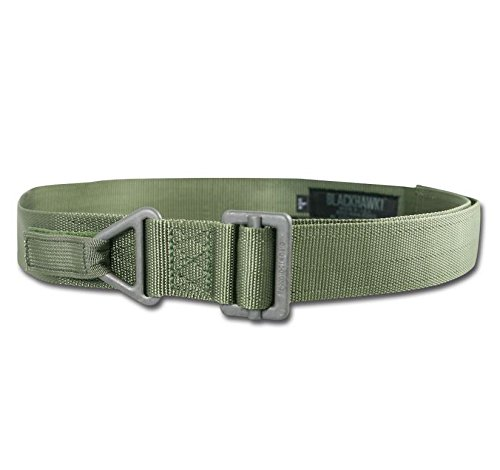 Personal Retention Lanyard (BLACKHAWK! CQB/Rigger's Belt - Olive Drab, Medium)