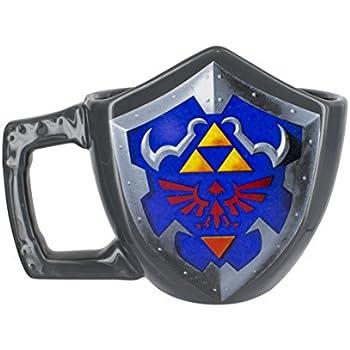 Hylian Shield Legend of Zelda Coffee Mug