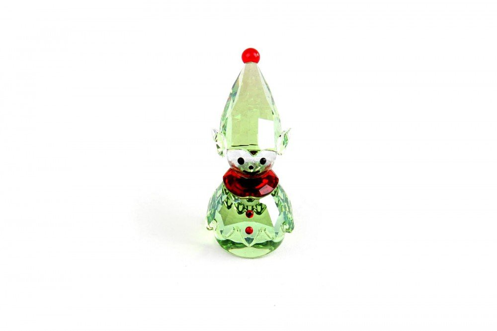 Swarovski Santa s Helper Figurine
