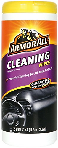Armor All Cleaning Wipes 25 ea (Pack of 12) (Armor All Ingredients)