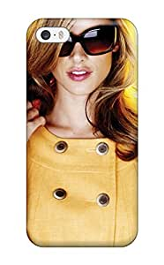 High Quality ZippyDoritEduard Alessandra Ambrosio Skin Case Cover Specially Designed For Iphone - 5/5s