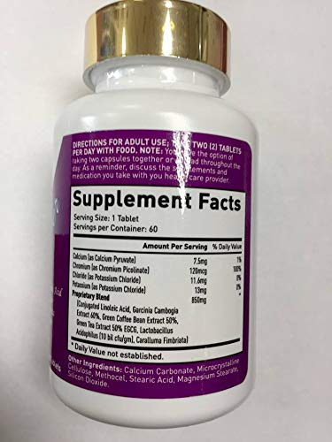 Max Life Body Shaper Dietary Supplement 60 Tablets