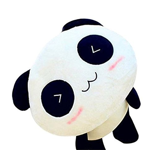 Adorable lying panda doll toy,bear doll (Partern1, M(13.8 in))