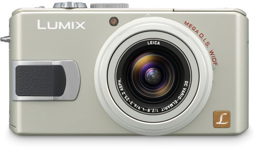 (Panasonic DMC-LX2S 10.2MP Digital Camera with 4x Optical Image Stabilized Zoom (Silver))