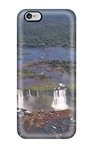6 Plus Scratch-proof Protection Case Cover For Iphone/ Hot Iguazu Waterfalls Phone Case