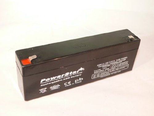 WKA12-2.3F 12V 2.3Ah Battery GT011T5 National Power Light or Security
