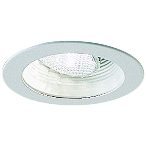 (Nora Lighting NS-40A Adjustable Stepped Baffle Recessed)