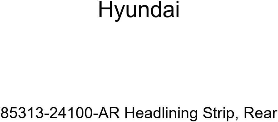 Rear Genuine Hyundai 85313-24100-AR Headlining Strip