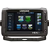 Lowrance HDS-9 Gen2 Touch Insight Display with 83/200 & LSS-2 Transom Mount Transducers Fish Finders And Other Electronics Northern Wholesale Supply, Inc (Boating)