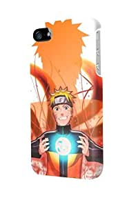 ip50733 naruto Glossy Case Cover For Iphone 5/5S