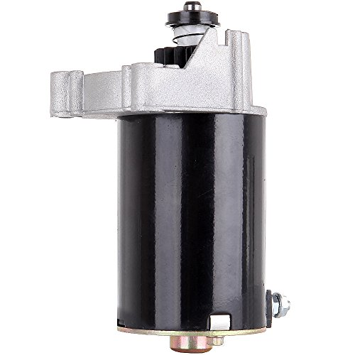 (Starters ECCPP fit for Briggs & Stratton Engines Air Cooled 14HP Horizontal / 14HP Vertical / 16HP / 18HP Horizontal 5743N)