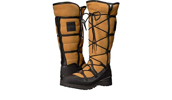 93a5c2b27 Amazon.com | The North Face Women Cryos Tall Boot Bronx Brown/TNF ...