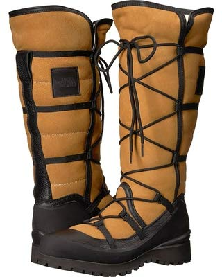 ae815e3cd Amazon.com | The North Face Women Cryos Tall Boot Bronx Brown/TNF ...