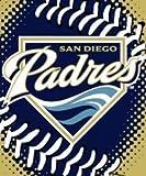 "San Diego Padres Royal Plush Raschel 50"" x 60"" Blanket / Throw"
