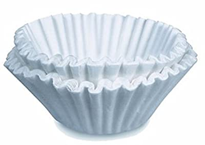 6001 12-Cup Commercial Coffee Filters, 500-count, White