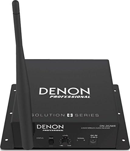 DENON Professional ワイヤレス・オーディオ・レシーバー DN-202WR