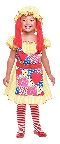 Paper Magic Group Rag Doll,2T -