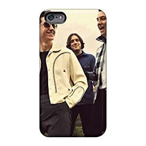Shock Absorption Hard Phone Case For Iphone 6 (JZk3622Ueal) Support Personal Customs Trendy Foo Fighters Pattern