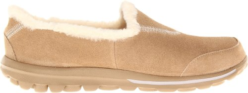 Skechers USA Womens Go Walk - Toasty Multisport Shoes Sand 0Hnp0mB