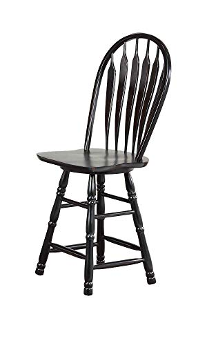 Sunset Trading Swivel Barstool, 30