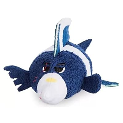 Disney Parks GILL Tsum Tsum Plush - Finding Nemo 2 Collection - Mini - 3 1/2'': Everything Else