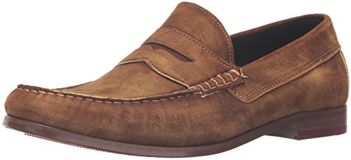 Suede Penny Men's Washed ma J Brown Loafer Pliner Nicola Donald xRFzqgSw
