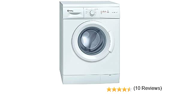 Balay 3TS873BC Independiente Carga frontal 7kg 1000RPM A+++ Blanco ...