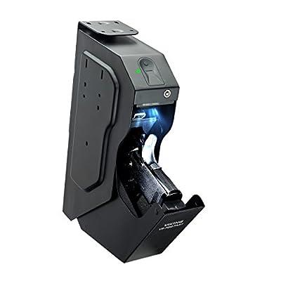 Viking Security Safe VS-7GQ Handgun Safe Fingerprint Safe Biometric Safe Gun Safe