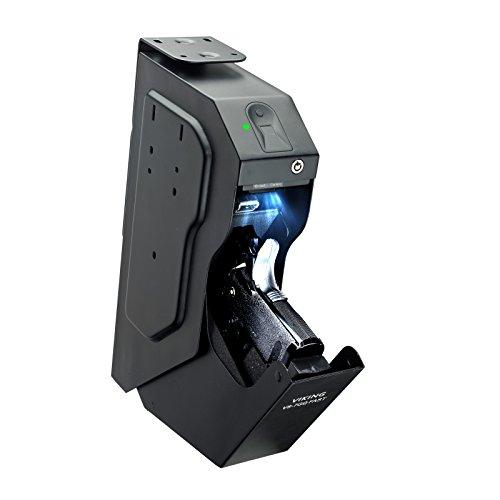 8. Viking Security Biometric Gun Safe