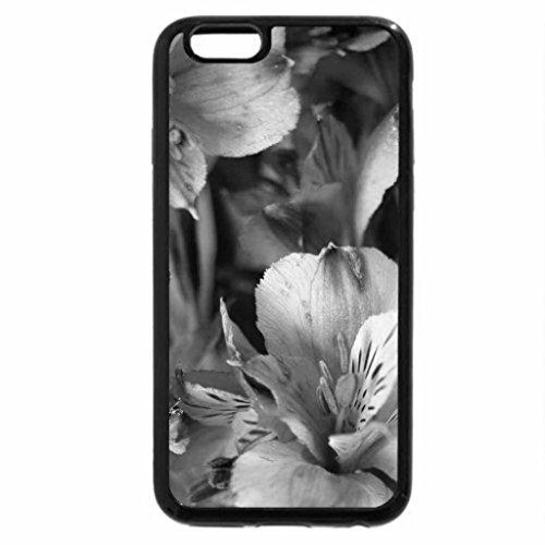 iPhone 6S Plus Case, iPhone 6 Plus Case (Black & White) - Freesia