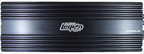 Spl Car Audio - Audio Legion AL5000.1D Car Audio Amp SPL Competition 10,000W x 1 Peak Amplifier