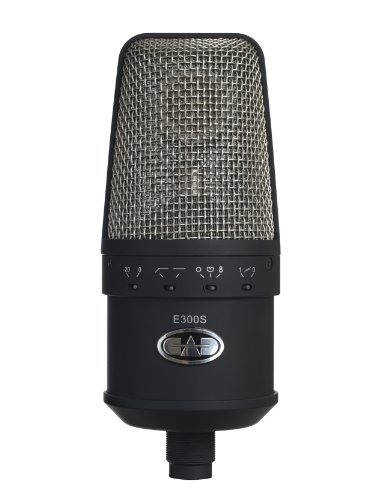 CAD Audio E300S Large Diaphragm Multi-Pattern Condenser Microphone