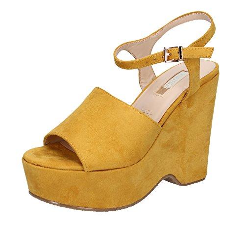 Amarillo Cuña Mujer Zapatos FLKRL2ESU03 Guess De qt1xX7AnZw