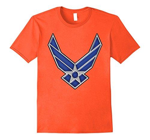 Mens Air Force 2017 Original Logo Tshirt Medium (Air Force Logo T-shirt)