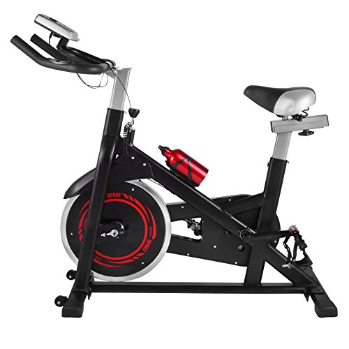 Mophorn Indoor Cycle Bike 330lbs/440lbs Exercise Bike Cadio Health Indoor Stationary Bike for Workout Fitness