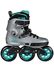Powerslide's NEXT Arctic Grey 110 Skates. NEXT boots are strong, responsive and easy to size with dual-fit MyFit Liners. Compatible with any trinity frame, the boots have versatility to freeskate, fitness train and/or cruise. The Arctic Grey ...