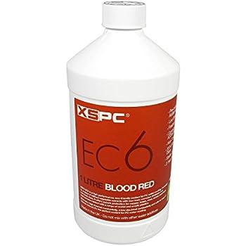 XSPC EC6 High Performance Premix Coolant, 1000 mL, Blood Red