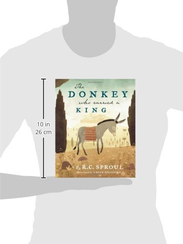 The Donkey Who Carried a King by Reformation Trust Publishing (Image #2)