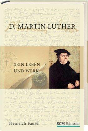 D. Martin Luther von Karl-Heinz Vanheiden