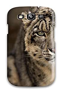 Brand New S3 Defender Case For Galaxy (snow Leopard)
