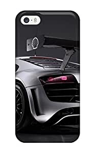 New Arrival Cover Case With Nice Design For Iphone 5/5s- Audi R8 Lms 10