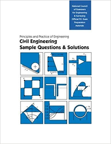 Principles and practice of engineering civil engineering sample principles and practice of engineering civil engineering sample questions and solutions 9781932613100 amazon books fandeluxe Gallery