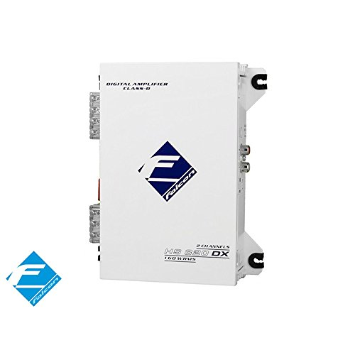 Amplificador Digital Falcon HS 320 DX 160 Watts RMS 2 Ohm
