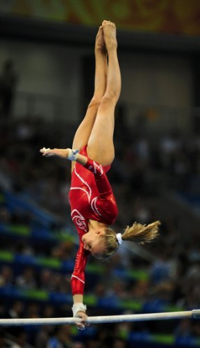 Nastia Liukin Olympic Hero Women's Gymnastics Limited Print Photo Poster 16x20 #1
