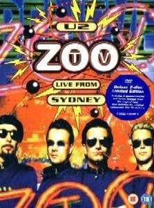 U2 - ZooTV Live From Sydney [DVD]