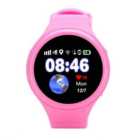 Reloj inteligente teléfono T88 1,22 pulgadas mtk2503 GPS ...